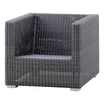 Chester Lounge Chair - Graphite