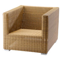 Chester Lounge Chair - Natural