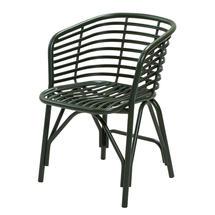Blend Outdoor Chair - Dark Green