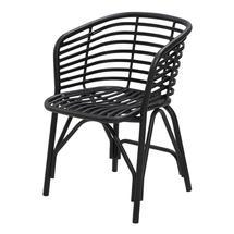 Blend Outdoor Chair  - Lava Grey