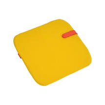 Luxembourg Outdoor Seat Cushion - Toucan Yellow