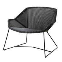 Breeze Lounge Chair - Black
