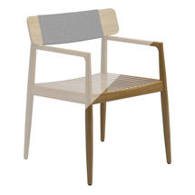 Protective Cover for Archi Dining Chair with Arms