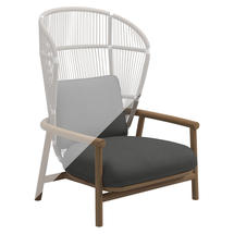 Protective Cover for Fern High Back Lounge Chair