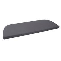 Kingston 2 Seat Lounge Sofa Seat Cushion - Black