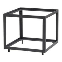 Level Coffee Table Frame Small - Lava grey