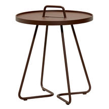 On the Move Side Table - Small - Mocca