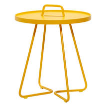 On the Move Side Table - Small - Yellow