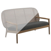 Protective Cover for Kay Low Back Sofa