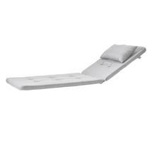 Presley Sunbed Cushion Set - Light Grey