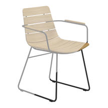 Protective Cover for William Dining Chair with Arms