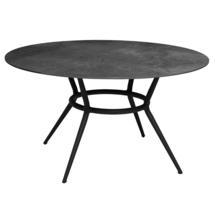 Aspect Round Dining Table Top - HPL Dark Grey