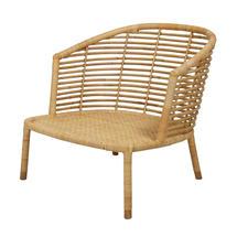 Sense Indoor lounge chair - Natural