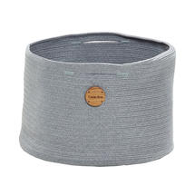 Soft Rope Basket Medium - Light Grey