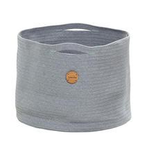 Soft Rope Basket Large  - Light Grey