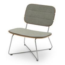 Lilium Lounge Chair Cushion - Ash