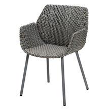 Vibe Armchair - Light Grey / Grey / Taupe