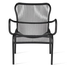 Loop Lounge Chair - Black