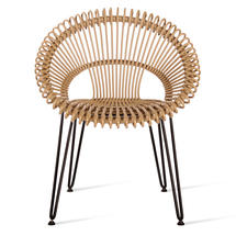 Roxy Dining Chair - Camel