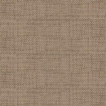 Sunlounger Cushion with Non-Removable Cover - Taupe