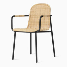 Wicked Dining Chair - Natural