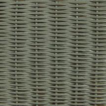 Nimes 110cm Dining Table - Dusty Green