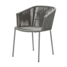 Moments Stackable Dining Chairs - Grey
