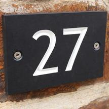 ECO House Numbers - 2 Digit No.