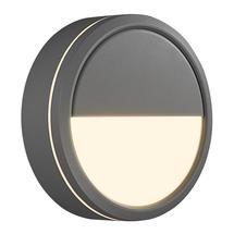 Ava Bluetooth LED Outdoor Wall light - Grey