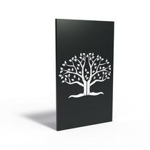 Aluminium Panel - Abstract Oak