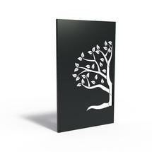Aluminium Panel - Half Tree Right