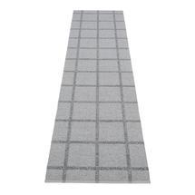 Ada - Grey / Granite Metallic - 70 x 300