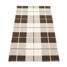 Ed - Dark Brown / Linen / Vanilla - 70 x 140
