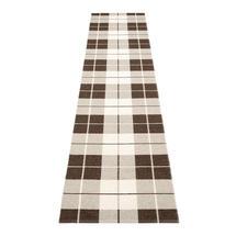 Ed - Dark Brown / Linen / Vanilla - 70 x 335