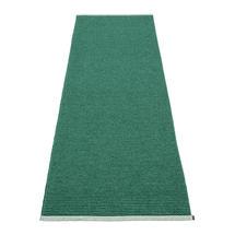 Mono - Dark Green / Jade - 70 x 200