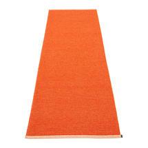 Mono - Pale Orange / Coral Red  - 70 x 200