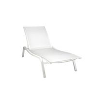 Alize XS Sunlounger - Cotton White