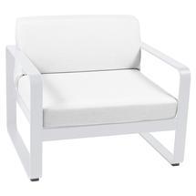 Bellevie Outdoor Armchair - Cotton White/Off White