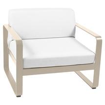 Bellevie Outdoor Armchair - Nutmeg/Off White