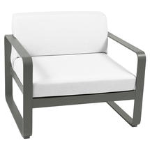 Bellevie Outdoor Armchair - Rosemary/Off White