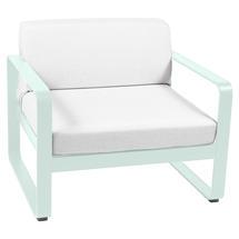 Bellevie Outdoor Armchair - Ice Mint/Off White