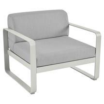 Bellevie Outdoor Armchair - Clay Grey/Flannel Grey