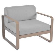 Bellevie Outdoor Armchair - Nutmeg/Flannel Grey