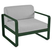 Bellevie Outdoor Armchair - Cedar Green/Flannel Grey