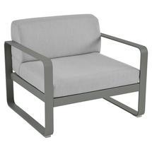Bellevie Outdoor Armchair - Rosemary/Flannel Grey