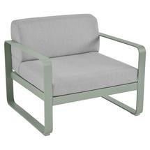Bellevie Outdoor Armchair - Cactus/Flannel Grey