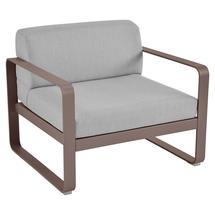Bellevie Outdoor Armchair - Russet/Flannel Grey