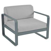 Bellevie Outdoor Armchair - Storm Grey/Flannel Grey