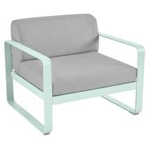 Bellevie Outdoor Armchair - Ice Mint/Flannel Grey