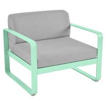 Bellevie Outdoor Armchair - Opaline Green/Flannel Grey